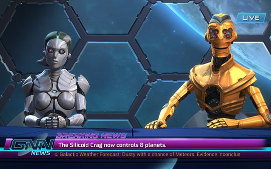 Скриншот №5 к Master of Orion