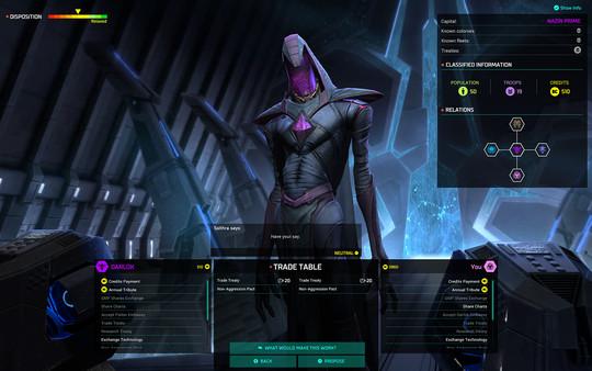 Скриншот №1 к Master of Orion