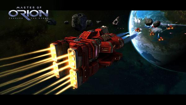 Скриншот №13 к Master of Orion