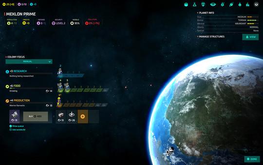 Скриншот №3 к Master of Orion