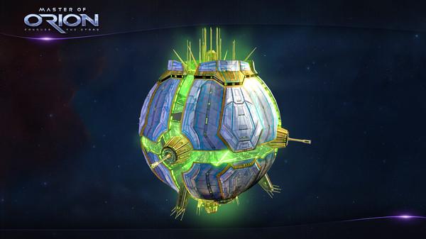 Скриншот №14 к Master of Orion