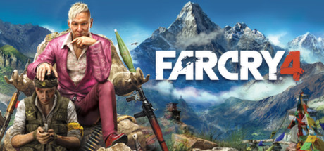 Game Banner Far Cry® 4