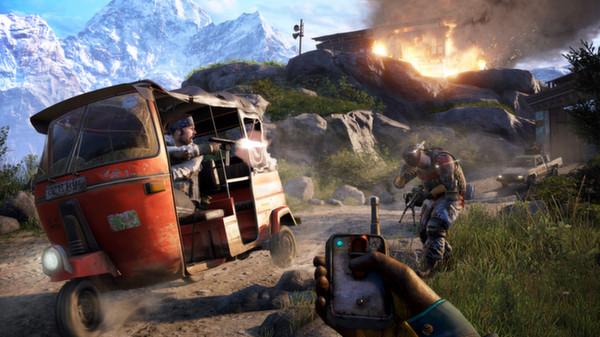 Far Cry 4 скриншот