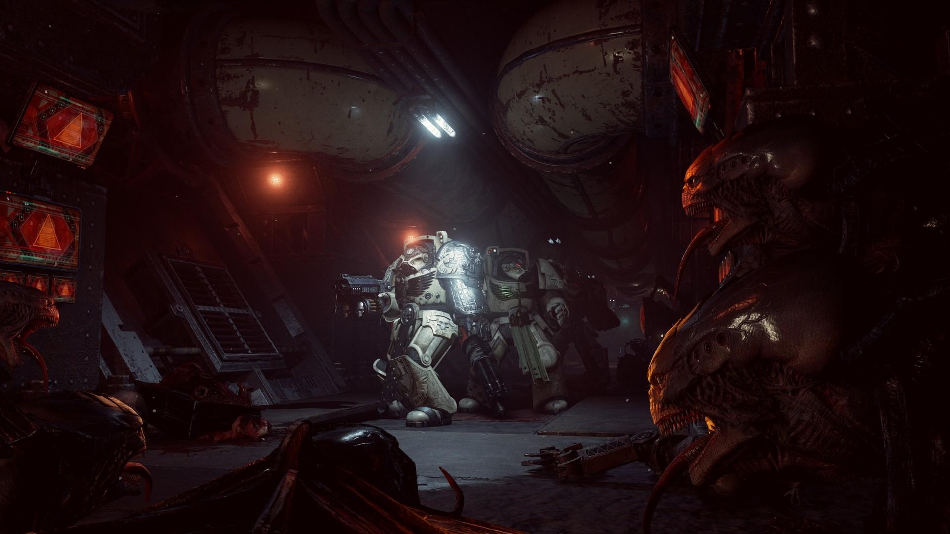Space Hulk: Deathwing Screenshot 1