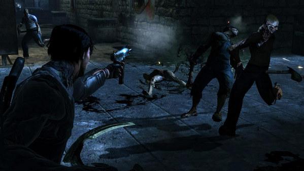 Скриншот №1 к Dark Sector