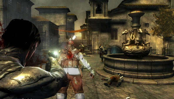 Скриншот №2 к Dark Sector