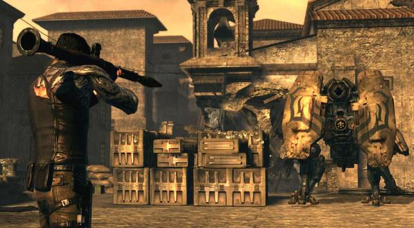 Скриншот №3 к Dark Sector