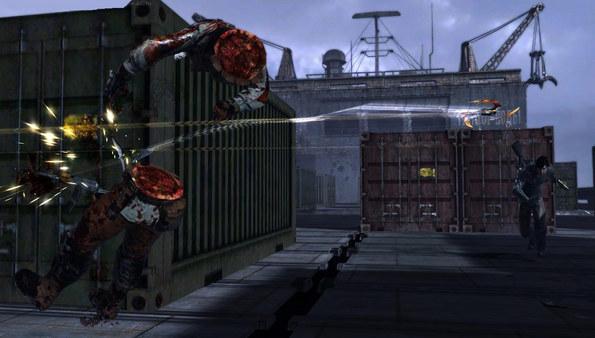 Скриншот №4 к Dark Sector