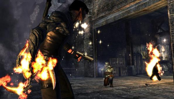 Скриншот №6 к Dark Sector