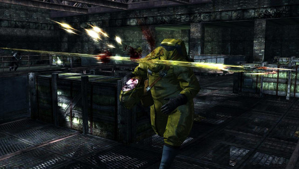 Скриншот №10 к Dark Sector