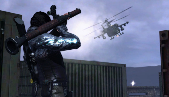Скриншот №13 к Dark Sector