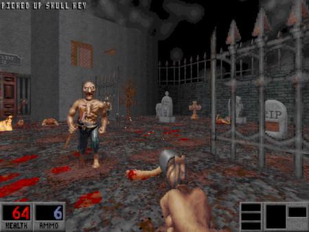 Blood скриншот