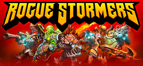 Rogue Stormers Cover Image