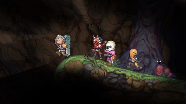 Скриншот №2 к Planetoid Pioneers