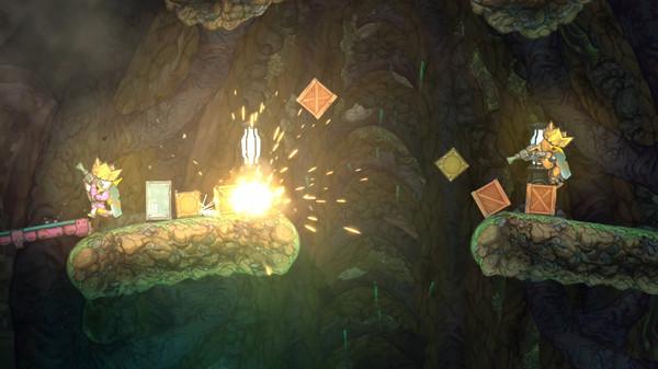 Скриншот №4 к Planetoid Pioneers