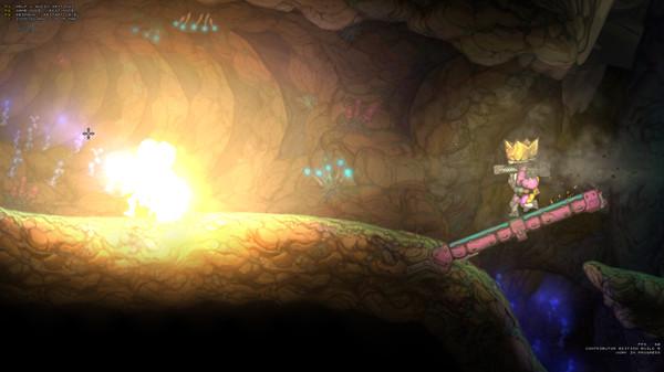 Скриншот №11 к Planetoid Pioneers