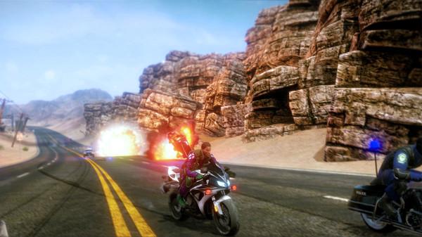 Скриншот №5 к Road Redemption
