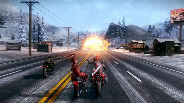 Скриншот №12 к Road Redemption