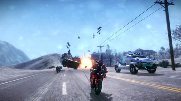 Скриншот №10 к Road Redemption