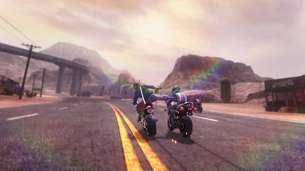 Скриншот №3 к Road Redemption