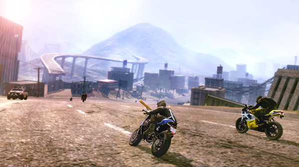 Скриншот №9 к Road Redemption