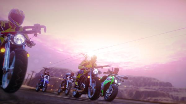 Скриншот №6 к Road Redemption