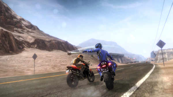 Скриншот №4 к Road Redemption