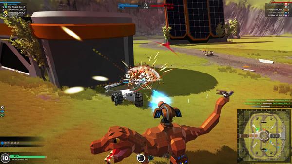 Скриншот №5 к Robocraft