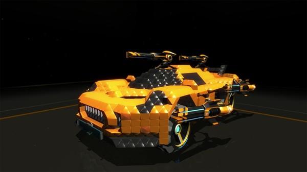 Скриншот №12 к Robocraft