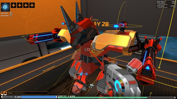 Скриншот №3 к Robocraft