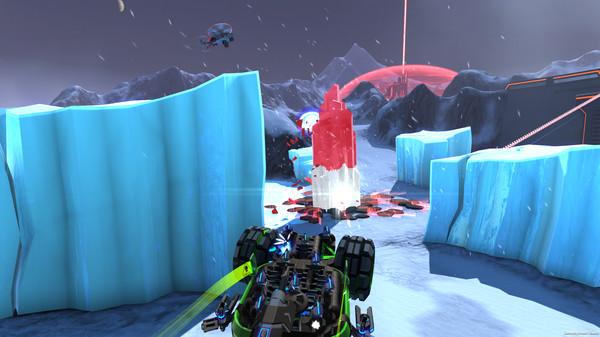 Скриншот №4 к Robocraft