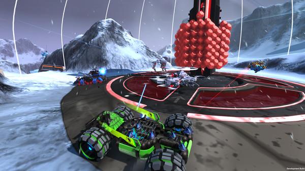 Скриншот №2 к Robocraft
