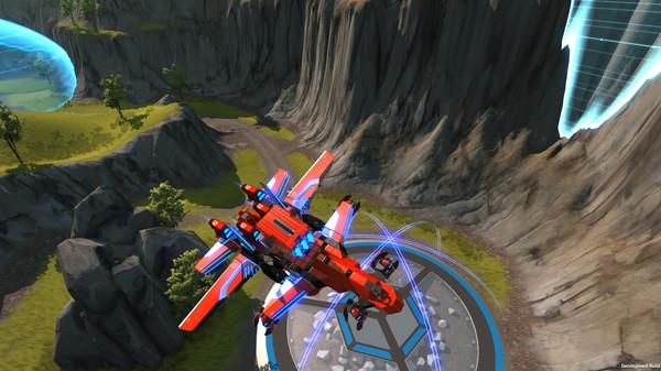 Скриншот №1 к Robocraft