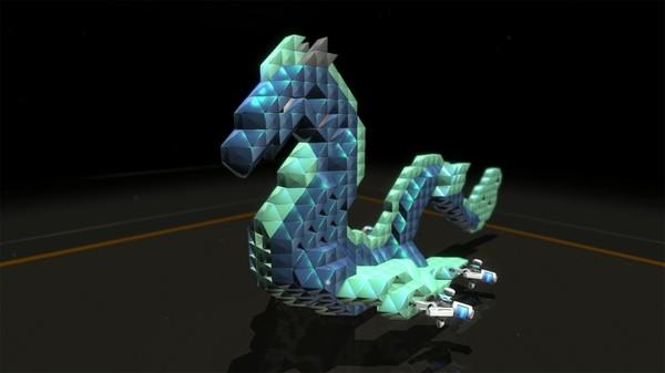 Скриншот №10 к Robocraft