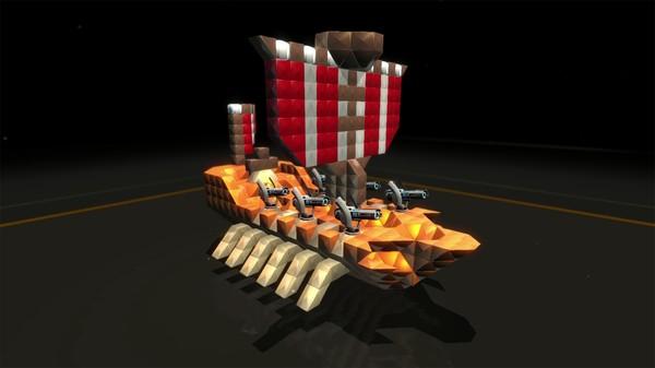 Скриншот №11 к Robocraft