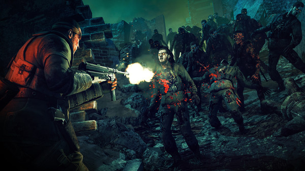 Download Zombie Army Trilogy Torrent PC 2015
