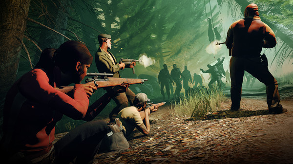 Zombie army trilogy levels