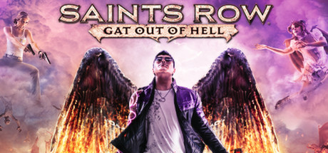 Saints Row: Gat out of Hell Cover Image