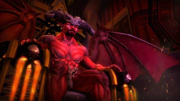 Скриншот №10 к Saints Row Gat out of Hell