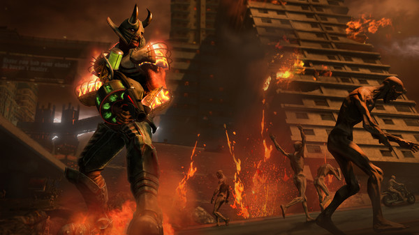 Скриншот №3 к Saints Row Gat out of Hell