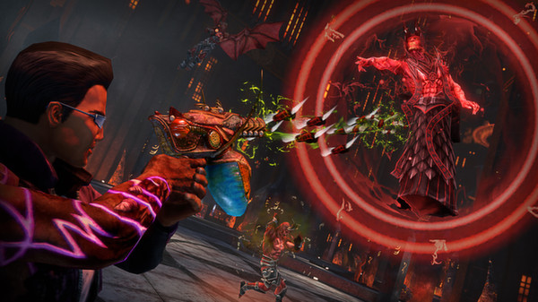 Скриншот №7 к Saints Row Gat out of Hell