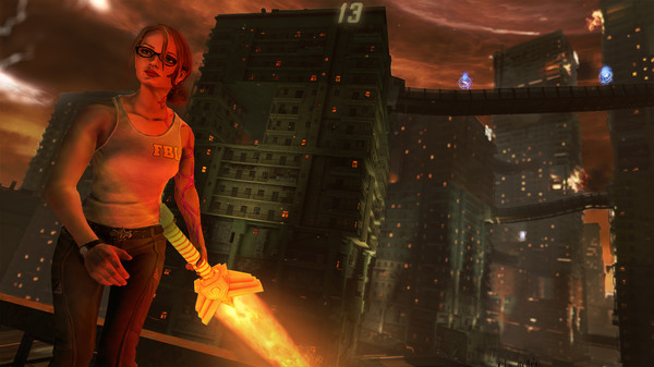 Скриншот №4 к Saints Row Gat out of Hell
