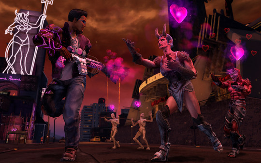 Скриншот №5 к Saints Row Gat out of Hell