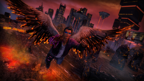 Скриншот №1 к Saints Row Gat out of Hell
