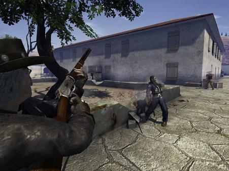 Скриншот №1 к Call of Juarez
