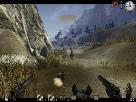 Скриншот №3 к Call of Juarez