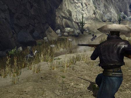 Скриншот №4 к Call of Juarez