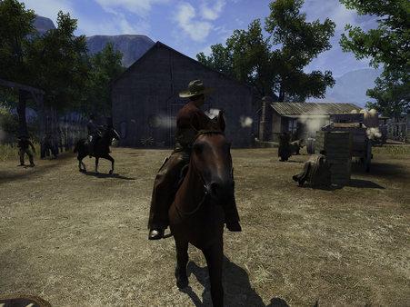 Скриншот №5 к Call of Juarez
