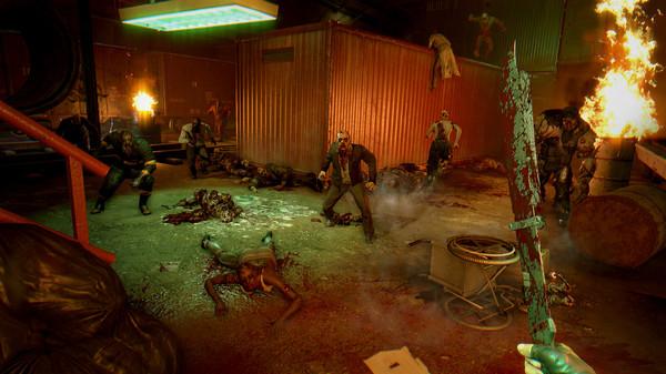 Скриншот №1 к Dying Light - Cuisine  Cargo