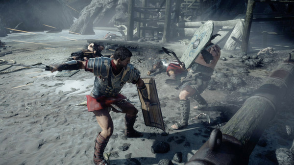 Скриншот №5 к Ryse Son of Rome